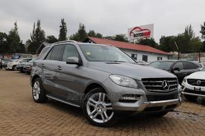 Mercedes-Benz M Class 2014 Gray | Cars for sale in Kiambu, Kiambu / Kiambu
