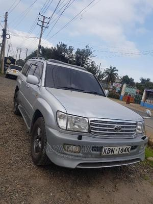 Toyota Land Cruiser Prado 2005 VX Gray   Cars for sale in Nairobi, South C