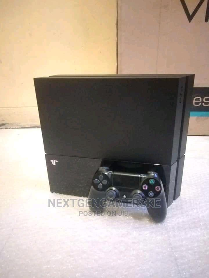 Version 6.72 Chipped Playstation 4 Console