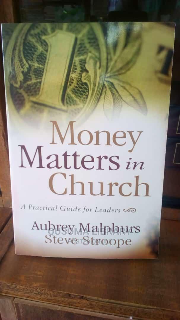 Money Matters in Church- Aubrey Malphurs