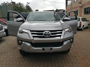 Toyota Fortuner 2016 Gray   Cars for sale in Nairobi, Kilimani