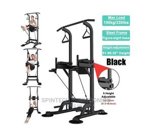 Gym Chin Dip Power Tower With Pull Cables | Sports Equipment for sale in Nairobi, Nairobi Central