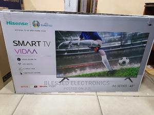 Hisense 43 Inch Smart Frameless Eastafrica Warranty 43a6ken | TV & DVD Equipment for sale in Nairobi, Nairobi Central