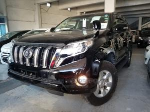 Toyota Land Cruiser Prado 2014 2.7 VVT-i Black   Cars for sale in Mombasa, Mvita