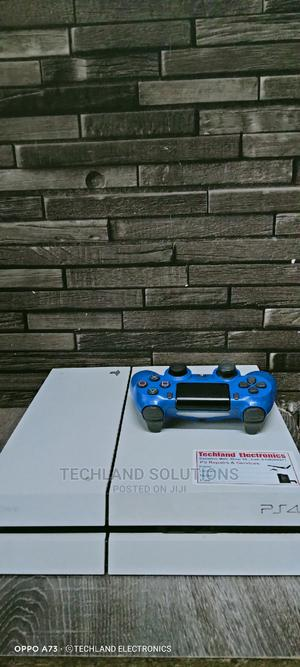 Used Playstation 4, 500gb, Pad ,All Cables | Video Game Consoles for sale in Nairobi, Nairobi Central