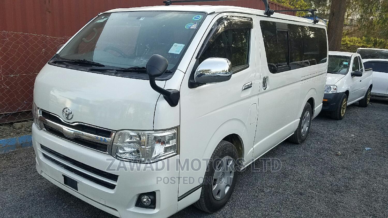 Toyota Hiace | Automatic | Diesel