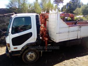 Self Loading Fuso With 3tons Crane   Trucks & Trailers for sale in Nairobi, Nairobi Central