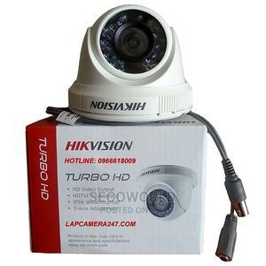 Hikvision Camera $ CCTV Turbo Hd 720p IR Turret 1MP CCTV Cam   Security & Surveillance for sale in Nairobi, Nairobi Central