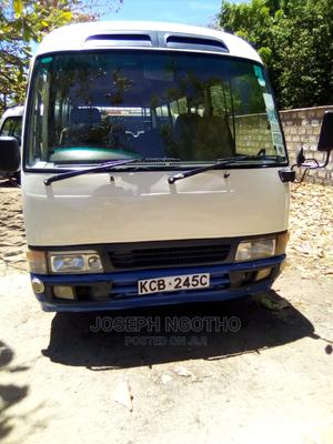 Toyota Coaster 2013 White   Buses & Microbuses for sale in Mombasa, Nyali