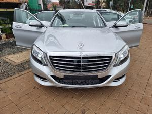 Mercedes-Benz S Class 2014 Silver | Cars for sale in Nairobi, Kilimani