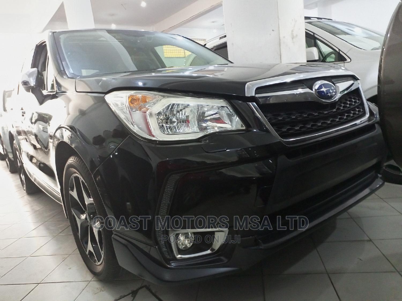 Subaru Forester 2014 Black   Cars for sale in Mvita, Mombasa, Kenya