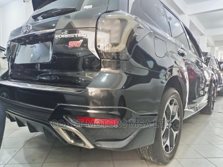 Subaru Forester 2014 Black