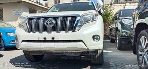 Toyota Land Cruiser Prado 2016 White   Cars for sale in Mombasa, Ganjoni