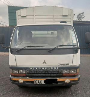 Mitsubishi Canter 2001 White | Trucks & Trailers for sale in Nairobi, Parklands/Highridge