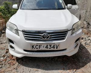 Toyota Vanguard 2008 White | Cars for sale in Nairobi, Nairobi Central