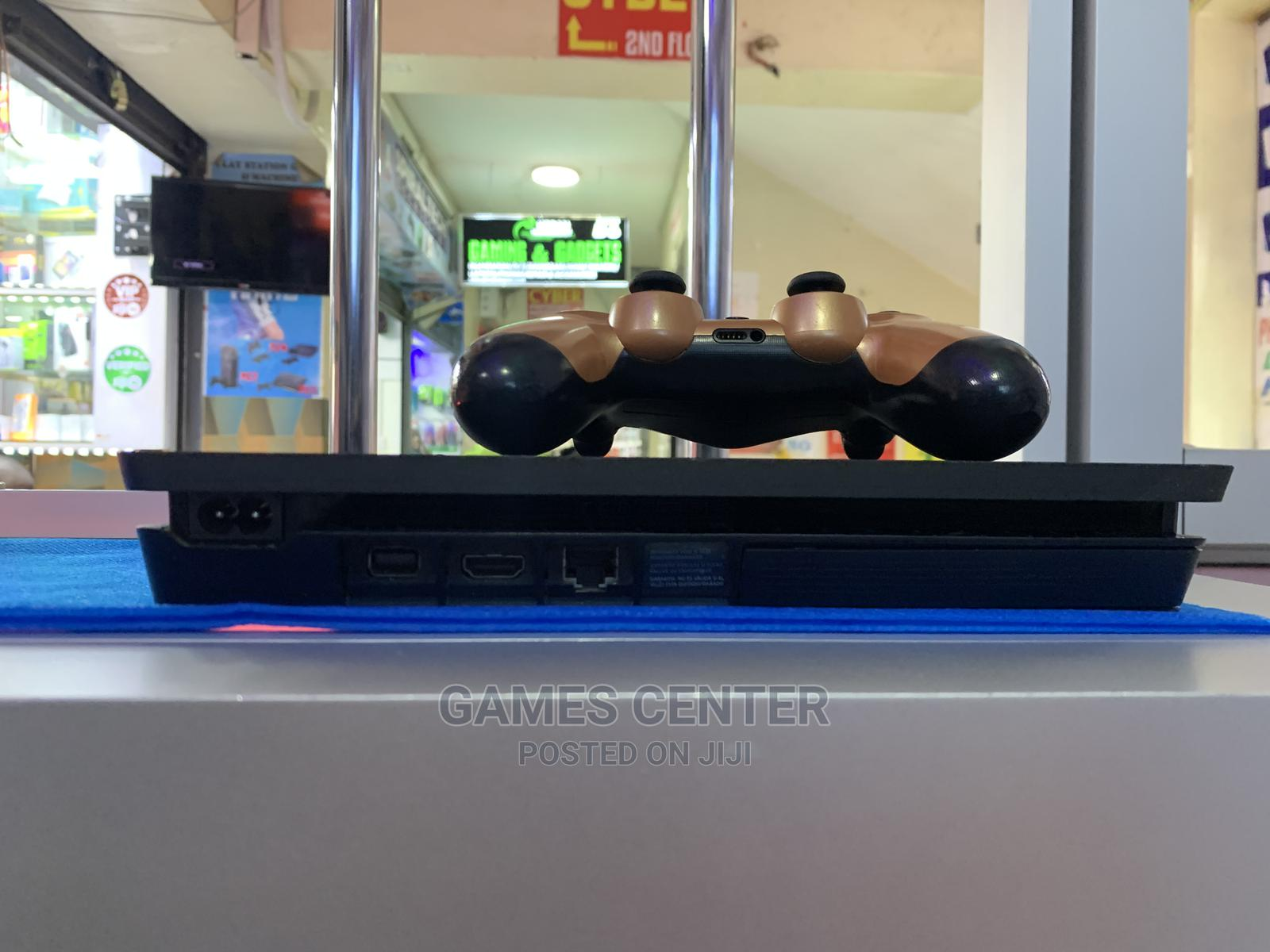 Archive: Playstation 4 Slim Clean