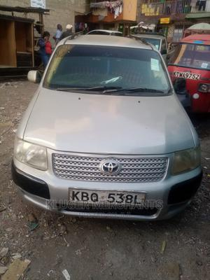 Toyota Succeed 2007 Silver | Cars for sale in Nairobi, Embakasi