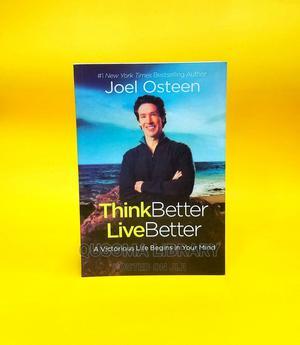 Think Better-Joel Osteen   Books & Games for sale in Kiambu, Juja