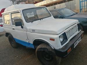 Suzuki Sierra 1991 White   Cars for sale in Kiambu, Thika