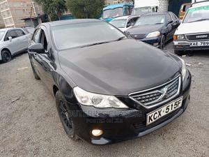 Toyota Mark X 2011 Black | Cars for sale in Nairobi, Umoja