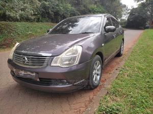 Nissan Bluebird 2008 Silver   Cars for sale in Nairobi, Ridgeways