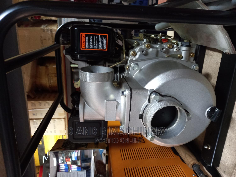"""3"""" Outlet Diesel Water Pump"""