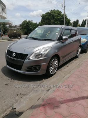 Suzuki Swift 2014 Silver   Cars for sale in Mombasa, Mvita