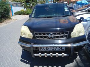 Nissan X-Trail 2008 Black | Cars for sale in Mombasa, Mombasa CBD