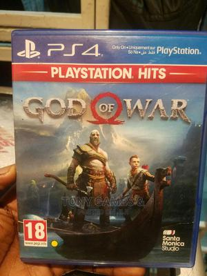 Ps4 God of War Pre Owned   Video Games for sale in Nairobi, Nairobi Central