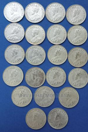 British East Africa 1 Shilling, 1924 (Silver Coin) | Arts & Crafts for sale in Mombasa, Ganjoni