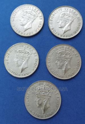 British East Africa 1 Shilling, 1941 (Silver Coin) | Arts & Crafts for sale in Mombasa, Ganjoni