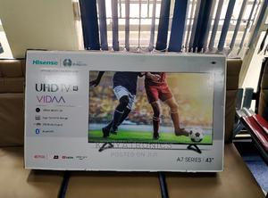43A7100F Hisense 4K Uhd Frameless Smart LED Tv(2020 Model)   TV & DVD Equipment for sale in Nairobi, Nairobi Central