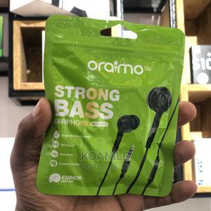 Oraimo Earphones Strong Bass. | Headphones for sale in Nairobi, Nairobi Central