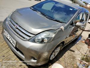 Toyota ISIS 2012 Gray   Cars for sale in Mombasa, Mombasa CBD