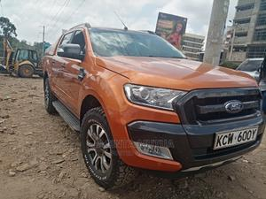 Ford Ranger 2016 Orange | Cars for sale in Kajiado, Ongata Rongai