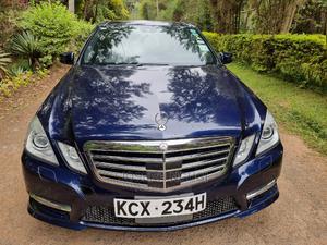 Mercedes-Benz E250 2012 Blue | Cars for sale in Nairobi, Nairobi Central