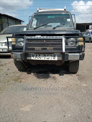 Mitsubishi Pajero 1985 Black | Cars for sale in Nairobi, Umoja