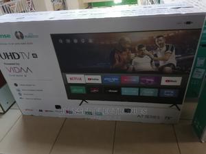 75 Inch Hisense Smart Uhd 4k Vidaa Smart Tv | TV & DVD Equipment for sale in Nairobi, Nairobi Central