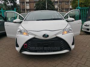 Toyota Vitz 2013 White   Cars for sale in Nairobi, Kilimani