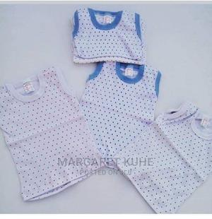 Baby Cotton Vests | Children's Clothing for sale in Nairobi, Ruai