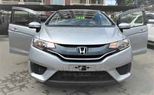 Honda Fit 2013 5D Sport Silver   Cars for sale in Mombasa, Mombasa CBD