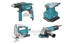 4 Piece Combo Impact Drill + Grinder + Jigsaw + Sander   Electrical Hand Tools for sale in Nairobi, Nairobi Central