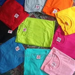Plain T-Shirts   Clothing for sale in Nairobi, Embakasi