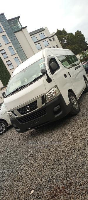 Nissan NV3500 2013 White | Buses & Microbuses for sale in Nairobi, Lavington