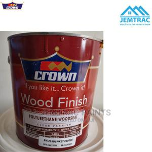 Crown Wood Finish 1ltr | Building Materials for sale in Nairobi, Ruai