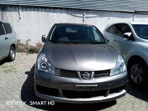 Nissan Wingroad 2014 Gray   Cars for sale in Mombasa, Ganjoni