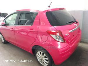 Toyota Vitz 2014 Pink   Cars for sale in Mombasa, Ganjoni