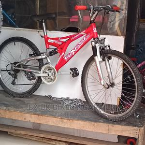 Ex UK Size 24 Double Suspension Bicycle for 9-11 Yr Old | Sports Equipment for sale in Nairobi, Ngara