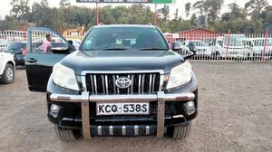 Toyota Land Cruiser Prado 2012 2.7 I Black | Cars for sale in Nairobi, Ridgeways
