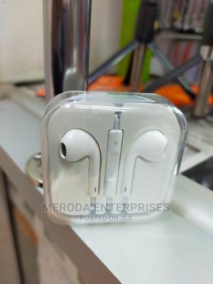 White Original Earphones   Accessories for Mobile Phones & Tablets for sale in Nairobi, Nairobi Central